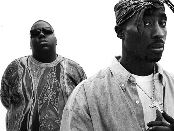 tupac and biggie 2