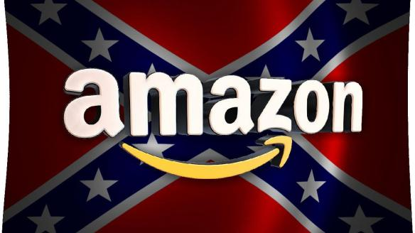 amazon con flag