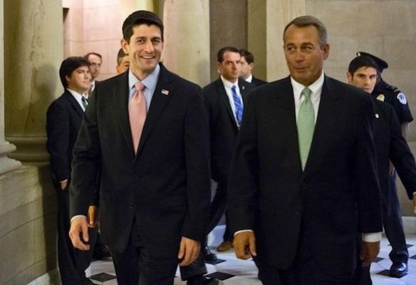 Boehner Ryan