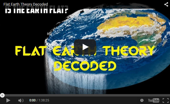 flat earth YT