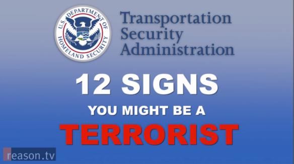 TSA Spoof