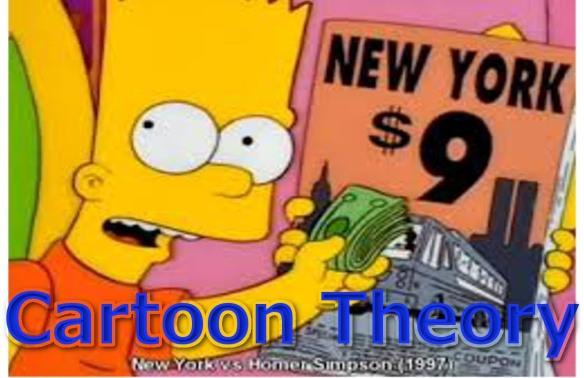 cartoon theory
