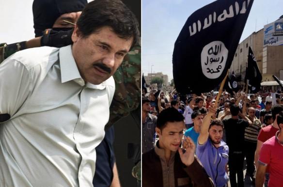 el chapo ISIS