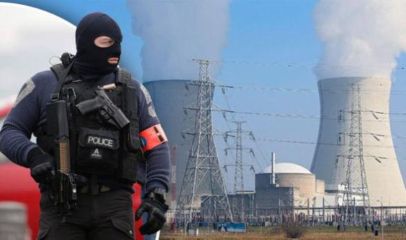 brussels nuclear plant