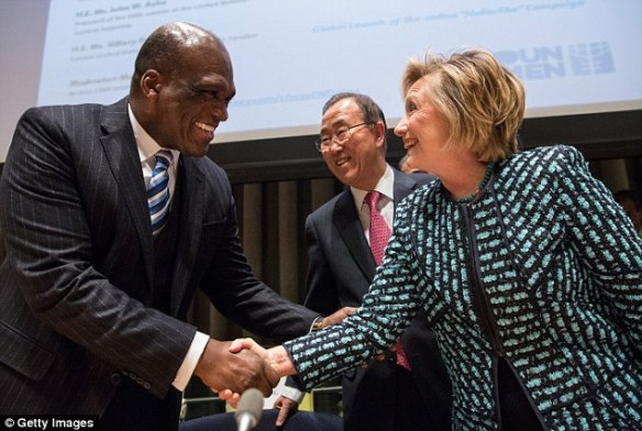 "UN Official Found Dead Was Set To Testify Against Hillary Clinton Same Day. ""BARBELL FELL ON HIS NECK"" Bbhh1"