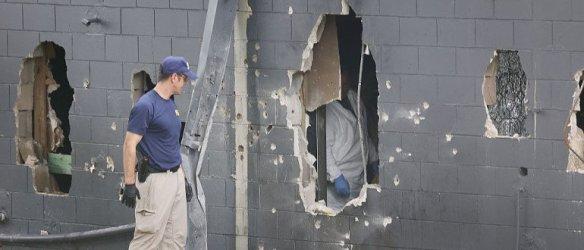 orlando wall bullets